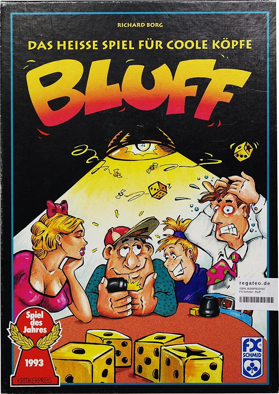 Bluff Brettspiel
